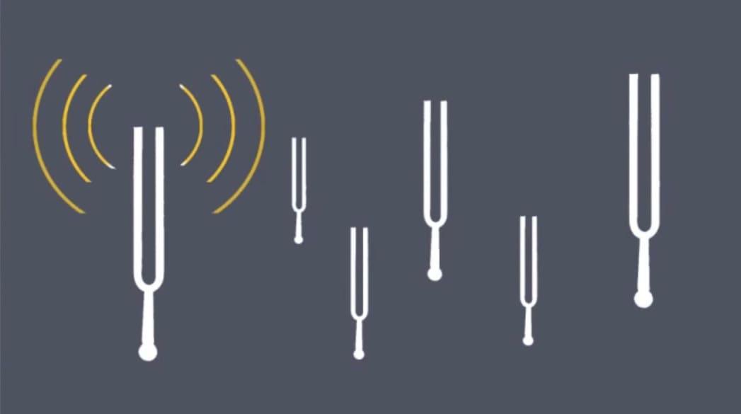 Consultation bien être vitalité biorésonance Rouen diapason fréquences ondes guérir par effet résonance des cellules du corps